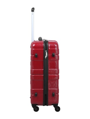 red polypropylene trolley bag - 15188880 - Standard Image - 5