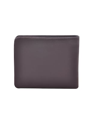 brown leatherette wallet - 15190966 - Standard Image - 2