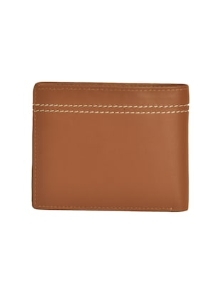 brown leatherette wallet - 15190978 - Standard Image - 2