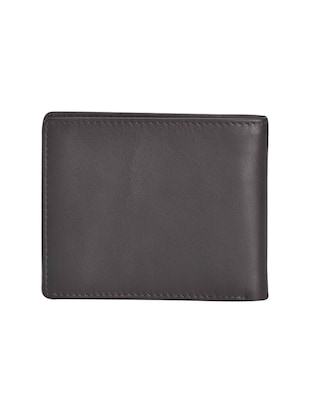 brown leatherette wallet - 15191005 - Standard Image - 2