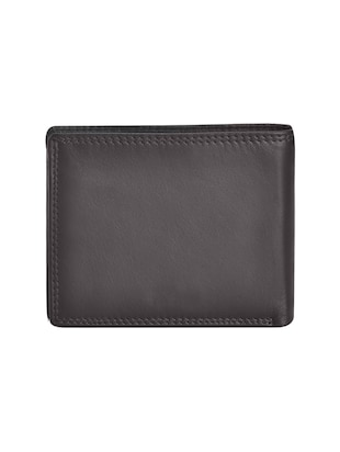 brown leatherette wallet - 15191010 - Standard Image - 2