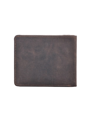 grey leatherette wallet - 15191035 - Standard Image - 2