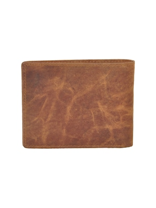 brown leatherette wallet - 15191046 - Standard Image - 2