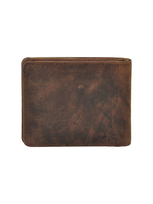brown leatherette wallet - 15191048 - Standard Image - 2