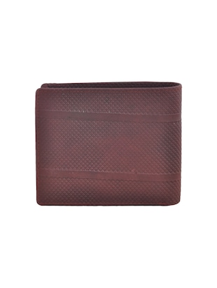 brown leatherette wallet - 15191066 - Standard Image - 2