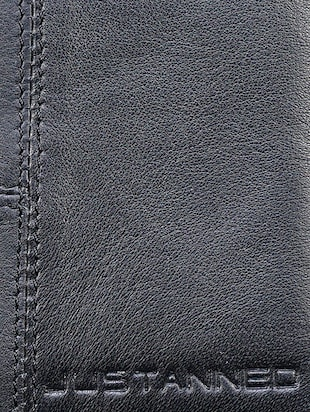 black leather wallet - 15193513 - Standard Image - 5