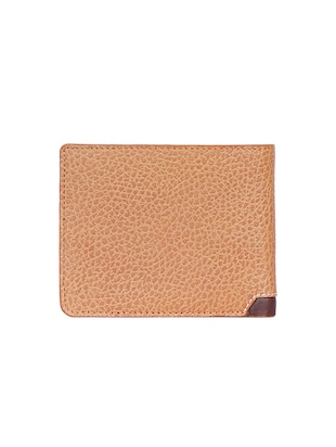 tan leather wallet - 15193524 - Standard Image - 2