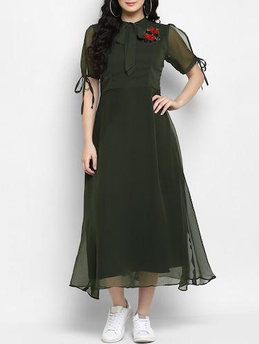 a5c54a70c323 Long Dresses - Buy Designer Long Dresses for Girls Online In India