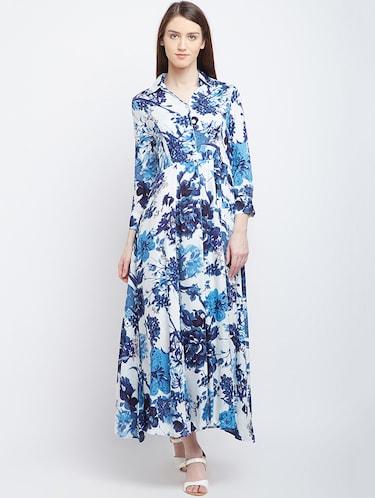 2345a86bd2d Long Dresses - Buy Designer Long Dresses for Girls Online In India