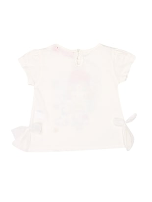 white cotton  top - 15313322 - Standard Image - 2