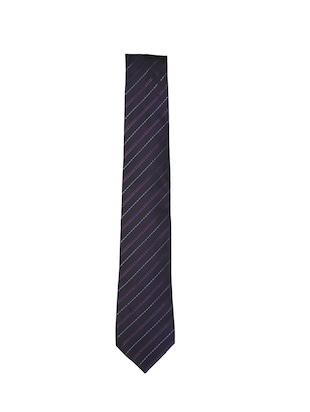multi colored micro fiber tie with socks and belt - 15326443 - Standard Image - 2