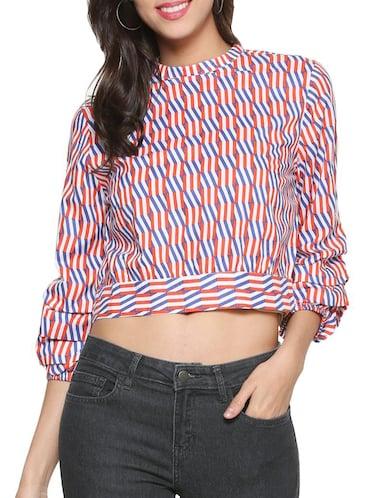 852619b3cff11 Crop Tops for Girls - Buy Designer Crop Top Online