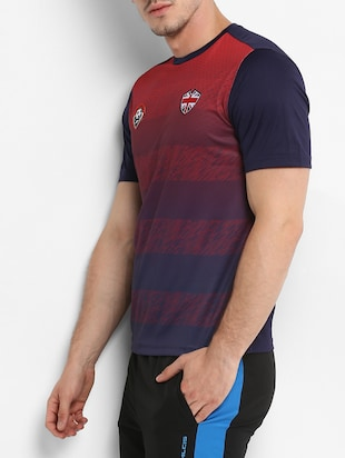 navy blue polyester tshirt - 15329372 - Standard Image - 2