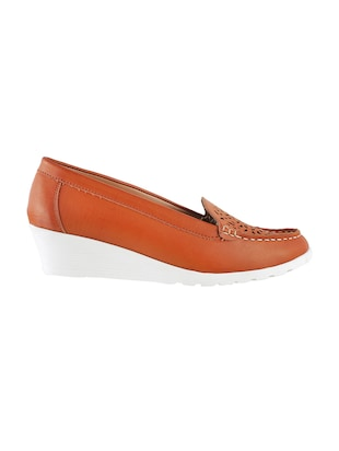 tan slip on loafers - 15340023 - Standard Image - 2