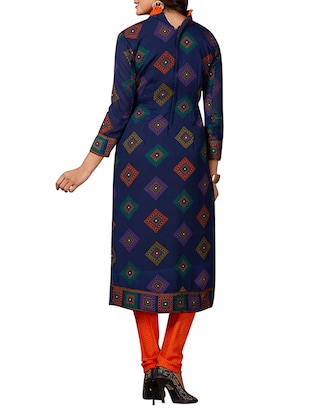 multi colored unstitched combo suit - 15344653 - Standard Image - 5