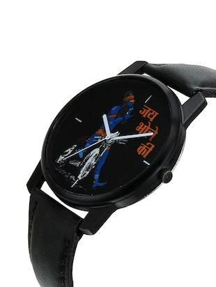 Round dial analog watch -(RD-140) - 15385724 - Standard Image - 2