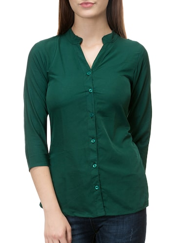 4549ce079db54b Shirts For Women - Upto 70% Off