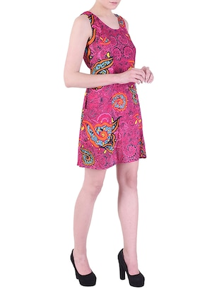 patch pocket  a-line dress - 15414758 - Standard Image - 2