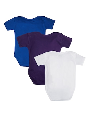 multi colored cotton onesies - 15415147 - Standard Image - 2