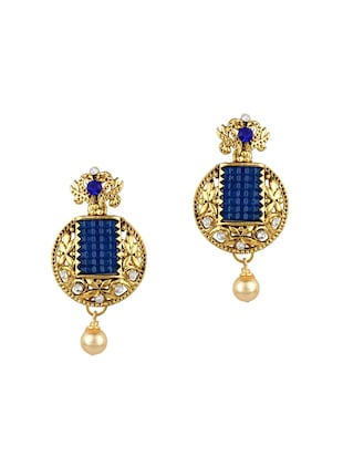 Pendant & earrings set - 15415338 - Standard Image - 2