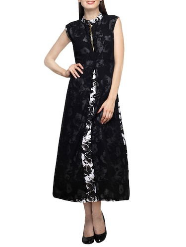 0c977a49110 Buy Damask Print Maxi Dress for Women from A K Fashion for ₹449 at ...