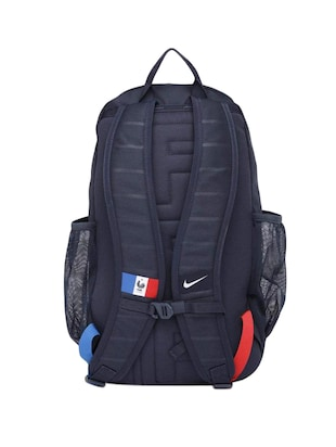 navy blue polyester backpack - 15417769 - Standard Image - 2