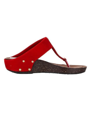 red toe separator wedges - 15429998 - Standard Image - 2