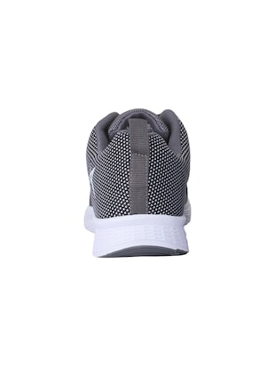 grey Fabric sport shoes - 15430041 - Standard Image - 2
