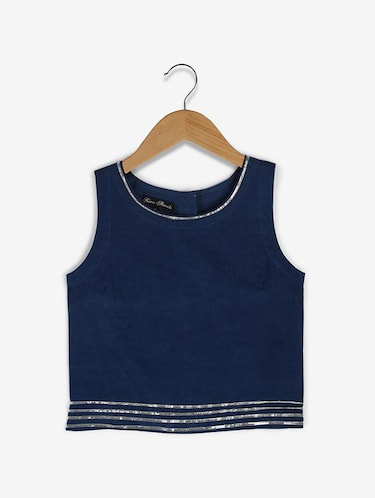 1f58b161fc836b Buy crop top for kids 11 years old in India   Limeroad