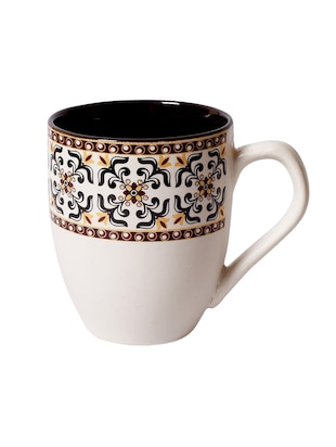 Set of 6 Ceramic Tea & Coffee Mugs - 15477063 - Standard Image - 2