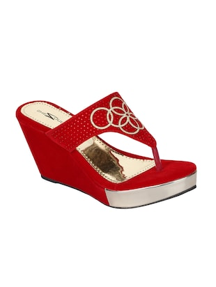red toe separator wedges - 15496557 - Standard Image - 2