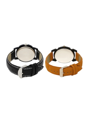 ACNOS Round dial analog watch combo(WAT-LR-06-32-COMBO) - 15500694 - Standard Image - 2