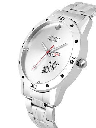 Fabiano New York Round dial analog watch FNY116 - 15501838 - Standard Image - 2