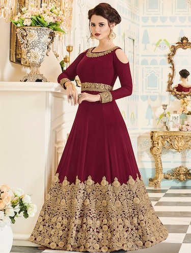 97980cbc744 Anarkali Suits - Buy Anarkali Dresses Online