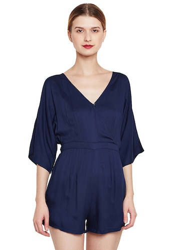 56648fb2878 Buy Single Shoulder Layered Romper by Urs - Online shopping for ...