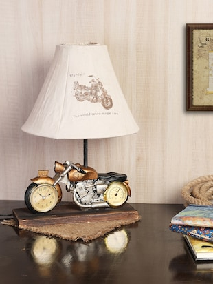 Bike Lovers Table Lamp - 15528609 - Standard Image - 2