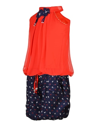 red cotton shorts set - 15528967 - Standard Image - 2