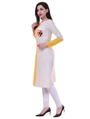 Multi colored combos kurta - 15605776 - Standard Image - 2