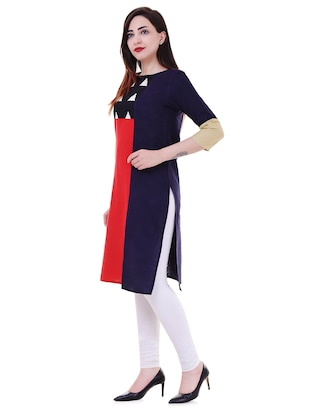 Multi colored combos kurta - 15605792 - Standard Image - 2