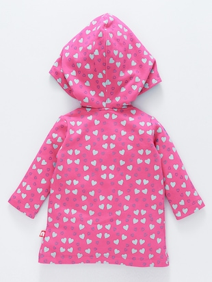 pink cotton jacket - 15609484 - Standard Image - 2