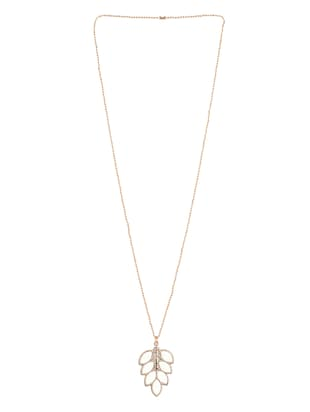 Chain necklace - 15611092 - Standard Image - 2