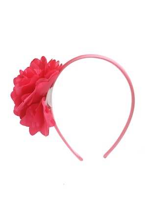 pink plastic hairband - 15611163 - Standard Image - 2