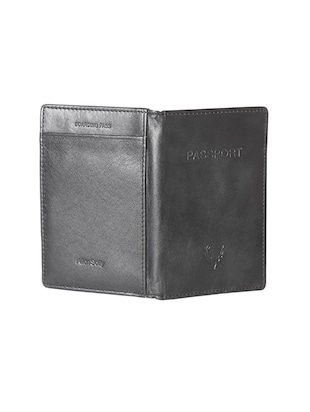 black leather wallet - 15612920 - Standard Image - 2