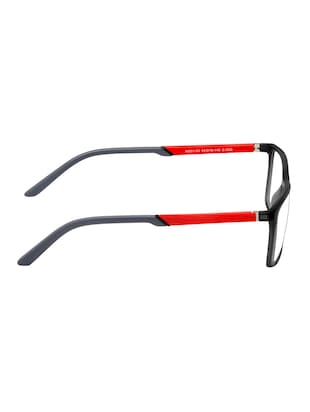 Rectangle Full Rim Eyeglasses - 15614608 - Standard Image - 2