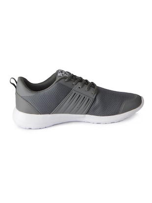 grey Mesh sport shoes - 15615748 - Standard Image - 2