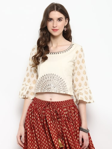 4dc57f417a8 Blouses – Upto 70% Off