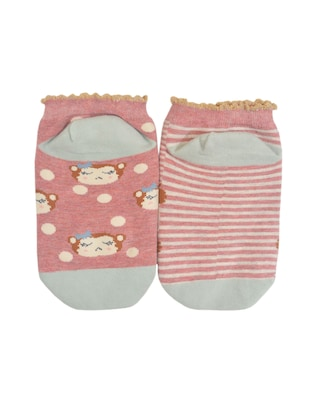 multi cotton sock - 15616166 - Standard Image - 2