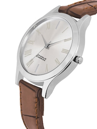 Round dial analog Watch- CC193G - 15620157 - Standard Image - 2