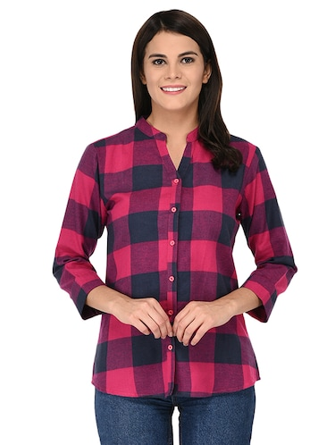 969fc31e642b8 Shirts For Women - Upto 70% Off