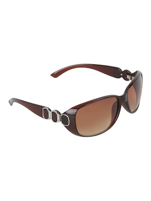 UV protected wrap around  sunglasses - 15626036 - Standard Image - 2